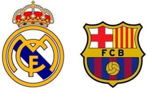 El Clásico Barcelona - Real Madrid